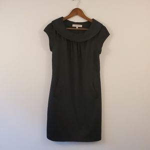 Evan Picone black Jersey dress size 6
